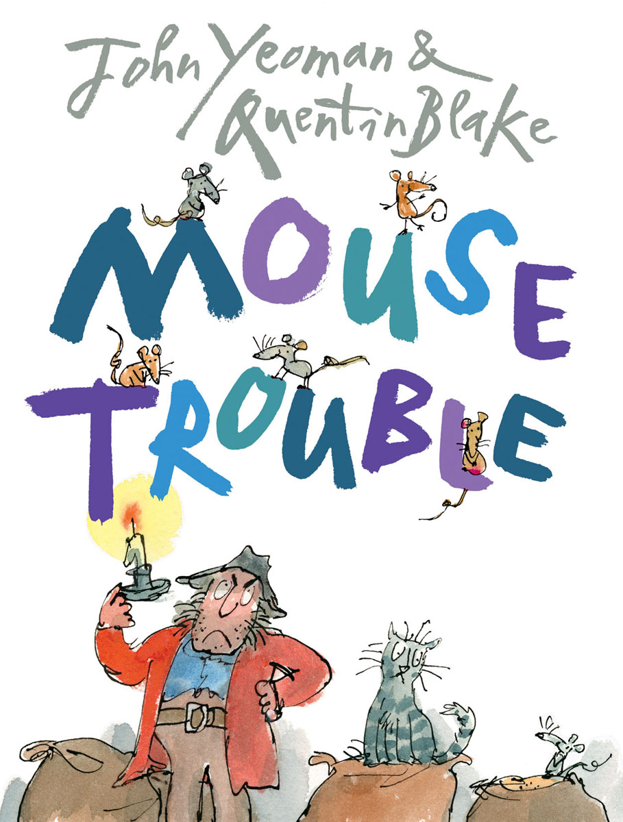 Mouse Trouble trouble makes a comeback