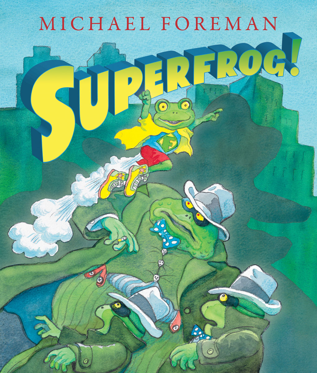 Superfrog! monsters of folk monsters of folk monsters of folk