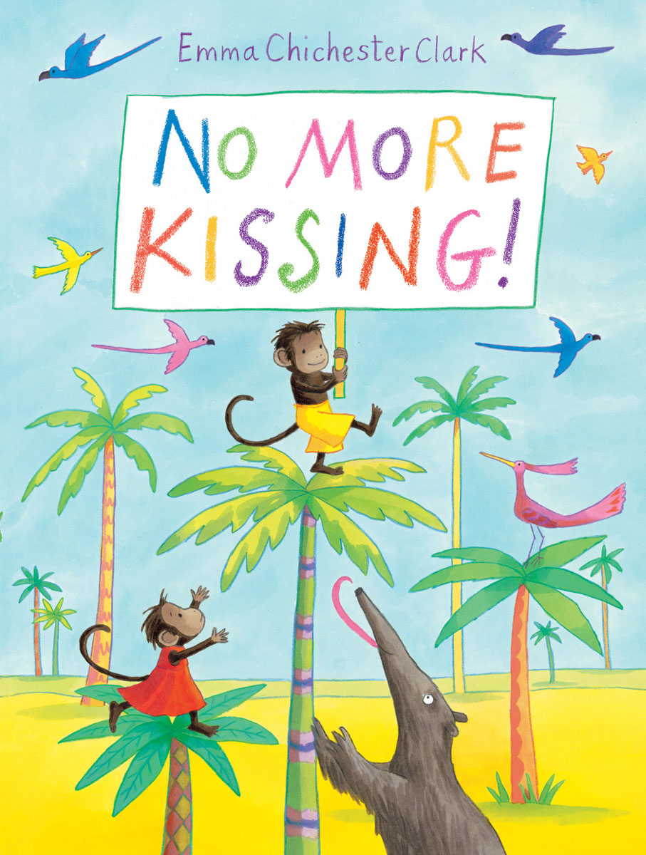 No More Kissing! no more kissing