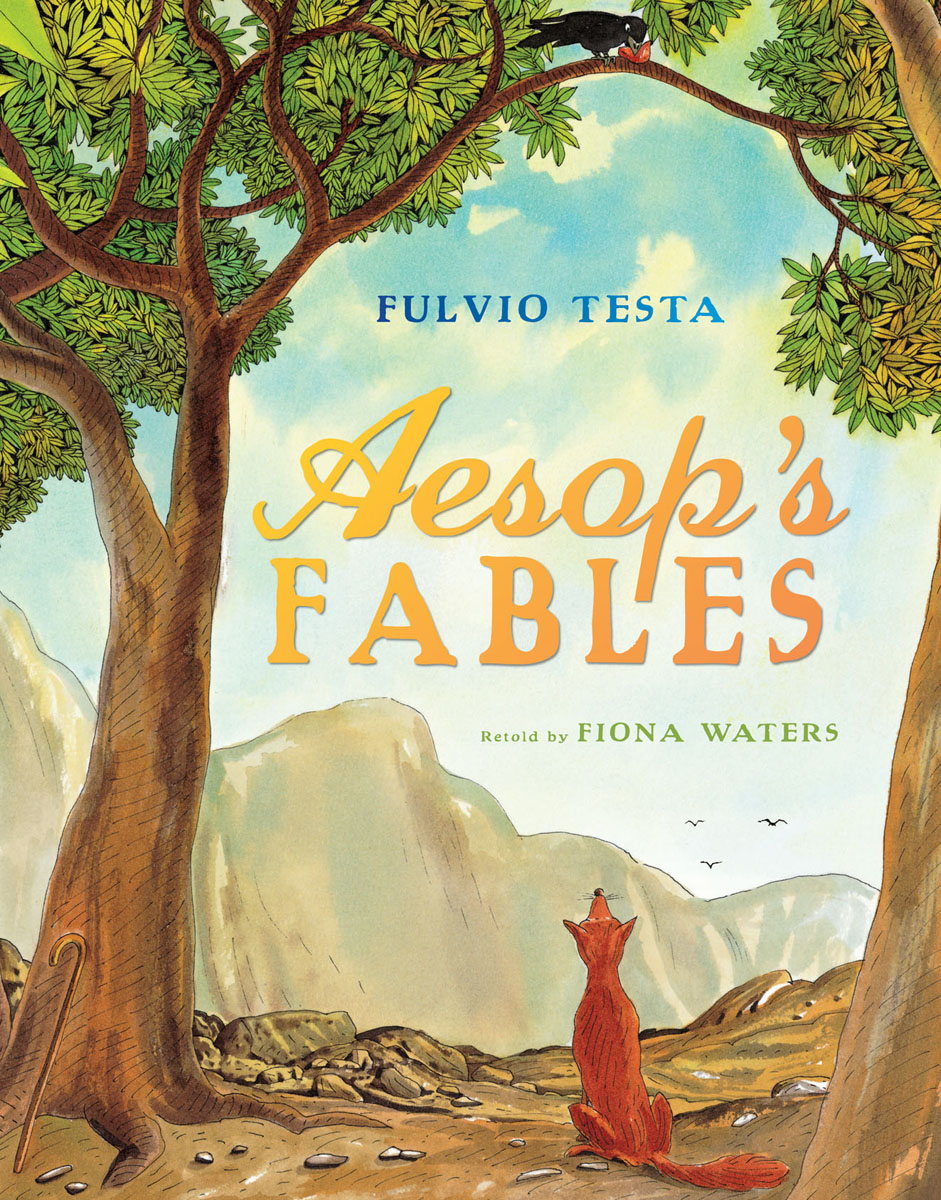 Aesop's Fables rdr cd [green a1 ] town mouse and the