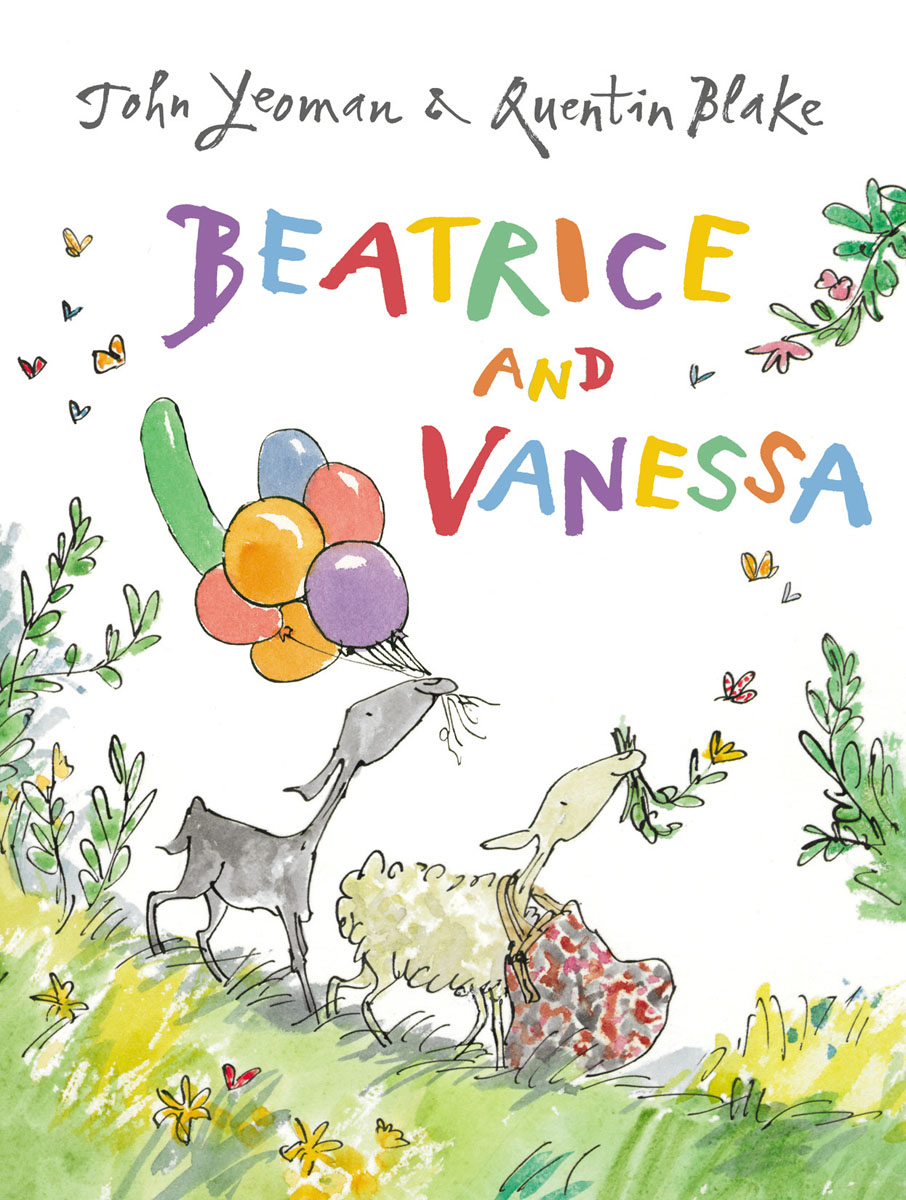 Beatrice and Vanessa cascatto 3