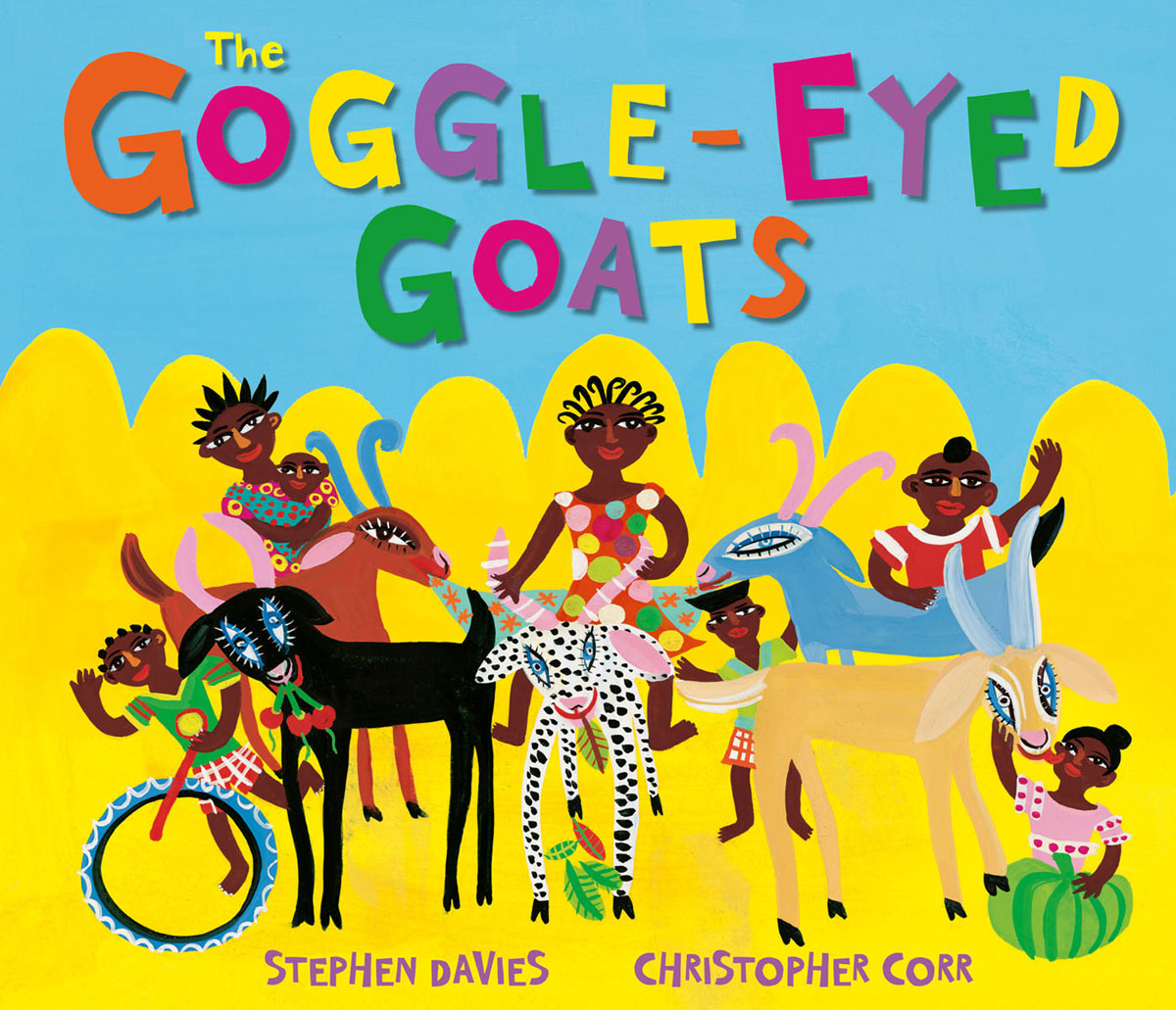 The Goggle-Eyed Goats three billy goats level 1