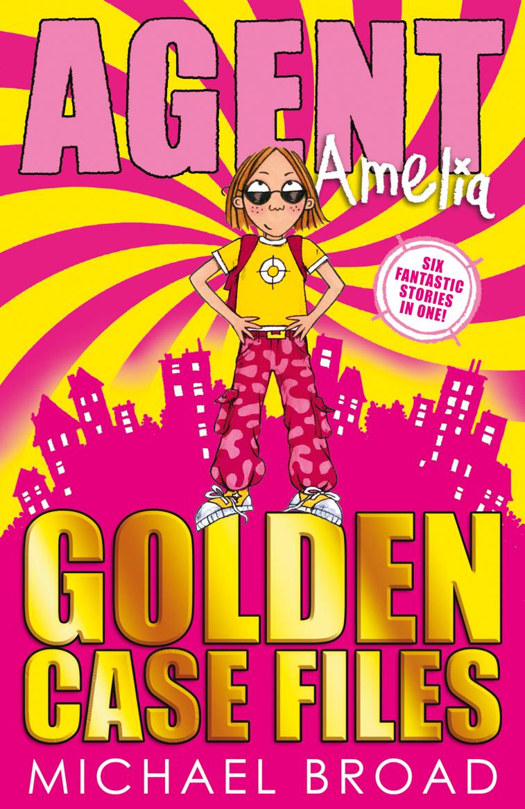 Agent Amelia: Golden Case Files кочнева инна анатольевна funny stories веселые истории