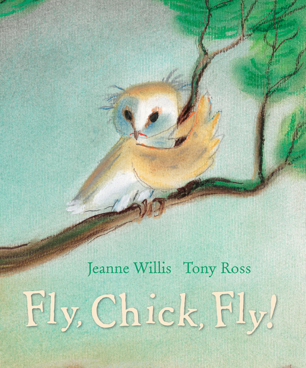 Fly, Chick, Fly! charlie chick learns to fly