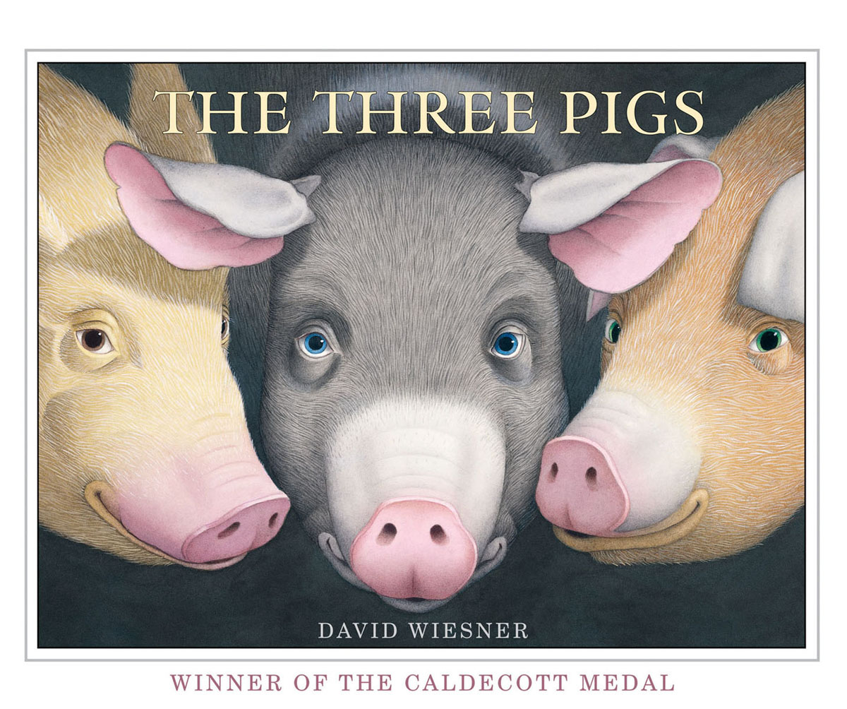 The Three Pigs robots and the whole technology story