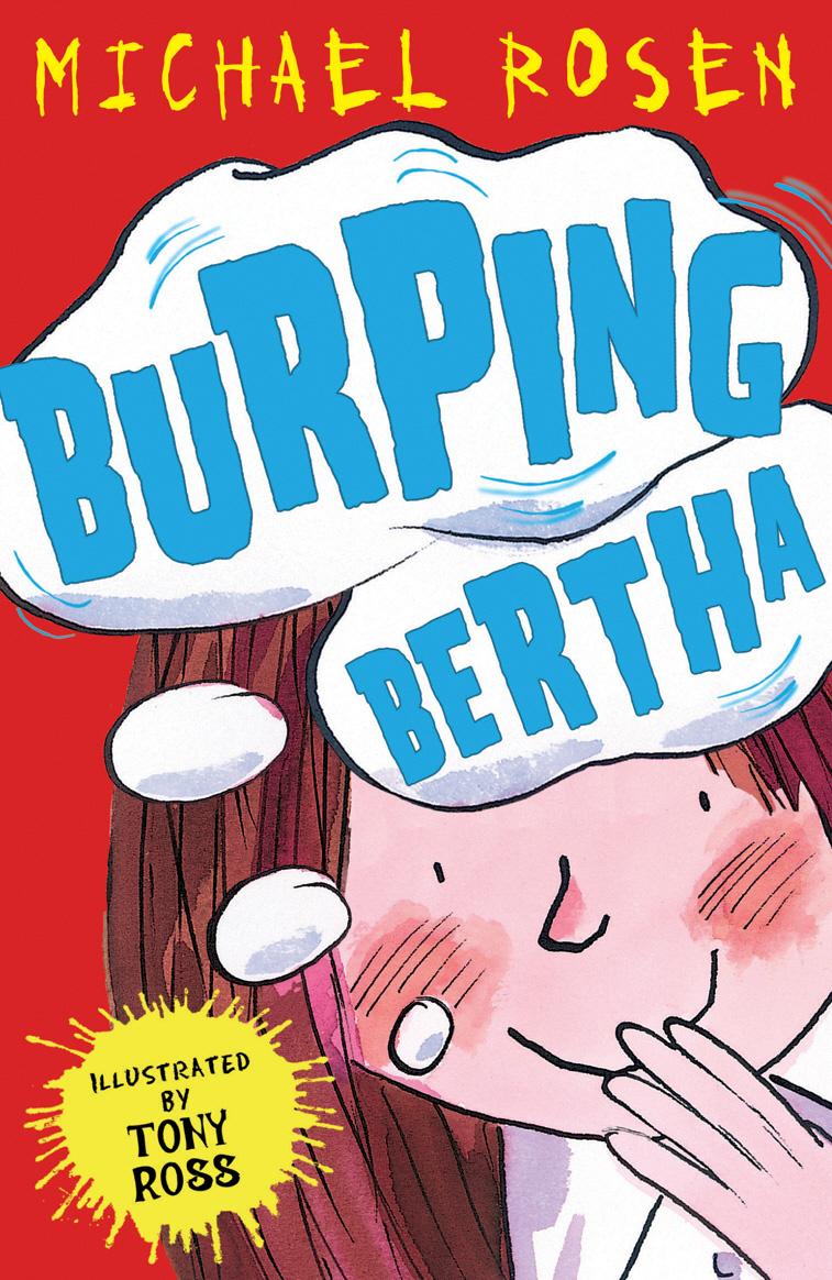Burping Bertha burping bertha