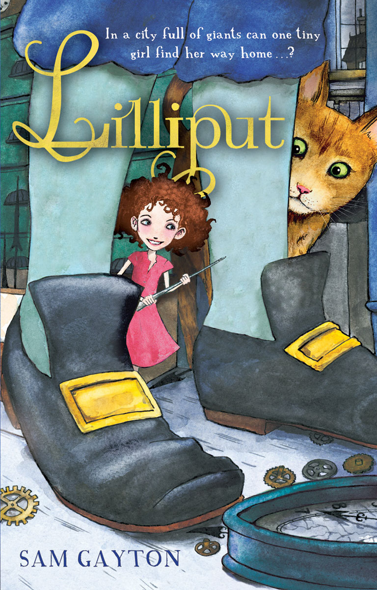 Lilliput travels of the zephyr journey around the world