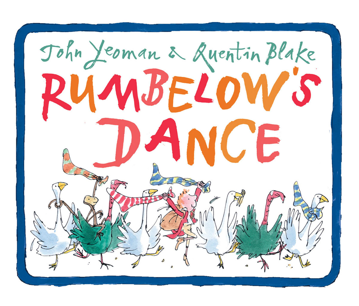 Rumbelow's Dance learning to dance