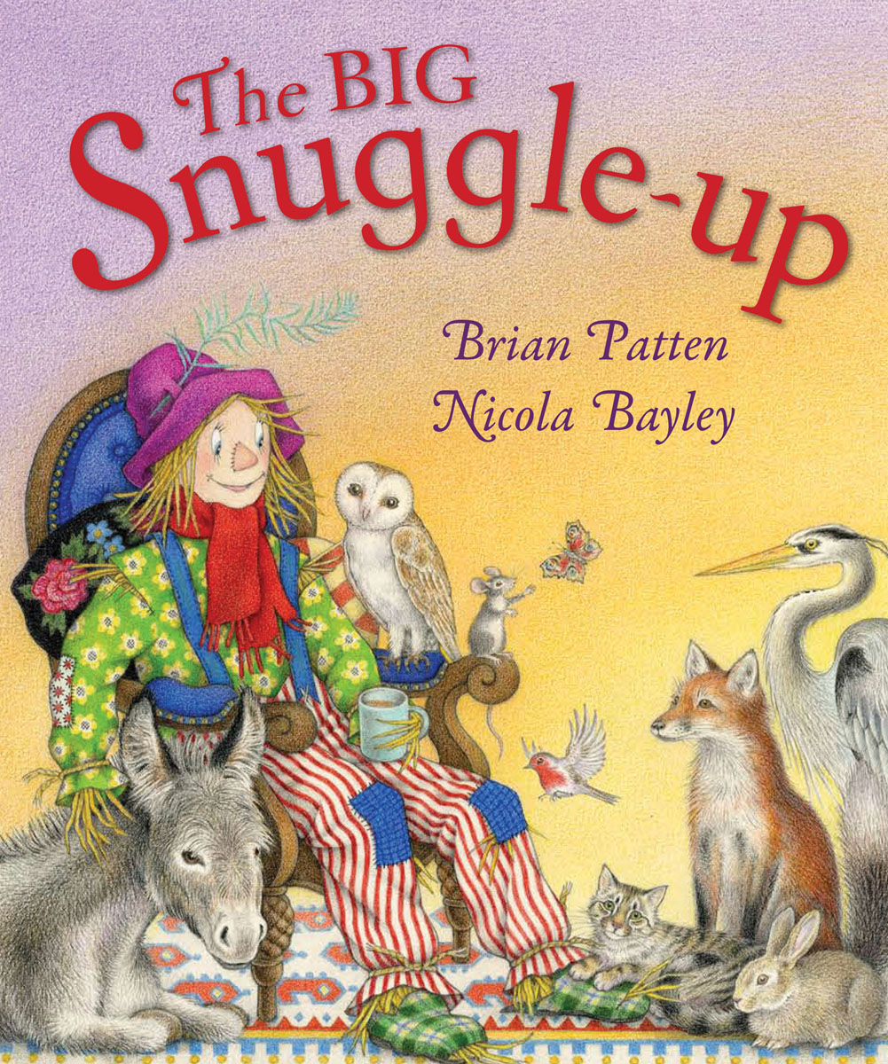 The Big Snuggle-up the scarecrow