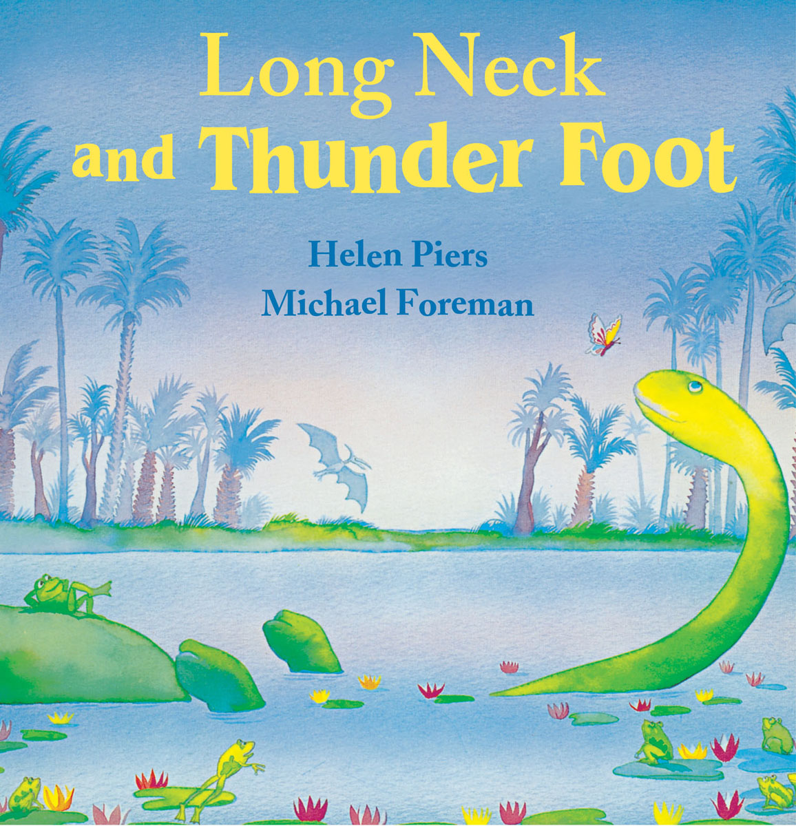 Long Neck and Thunder Foot suspicion