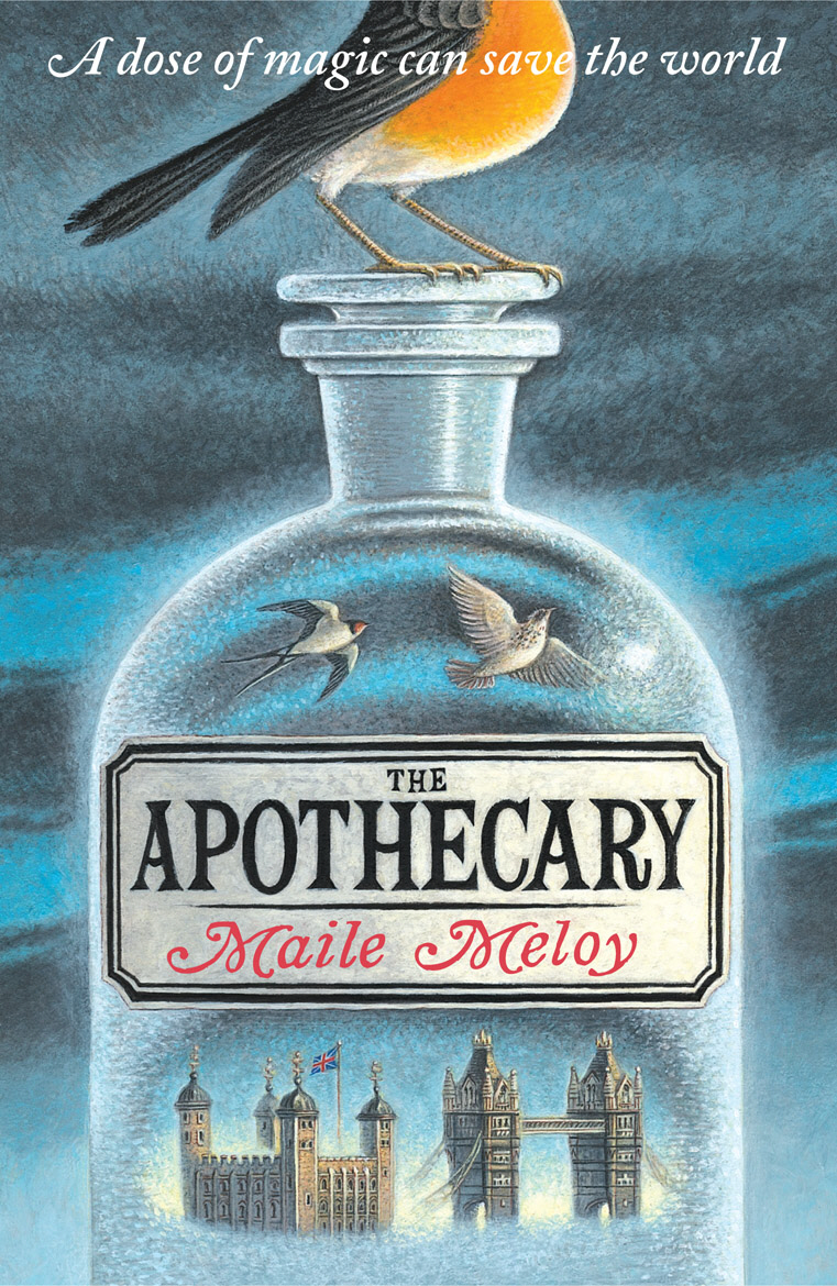 The Apothecary vigil of spies a