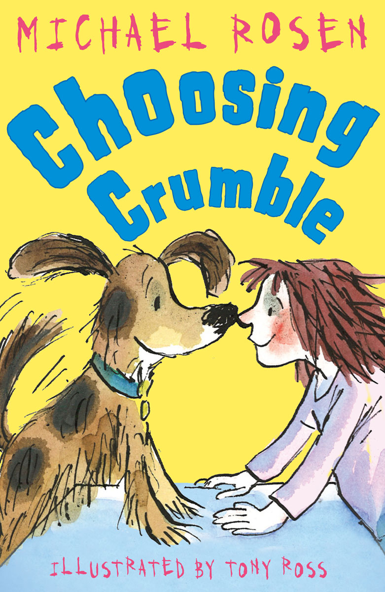 Choosing Crumble first sticker book cities of the world