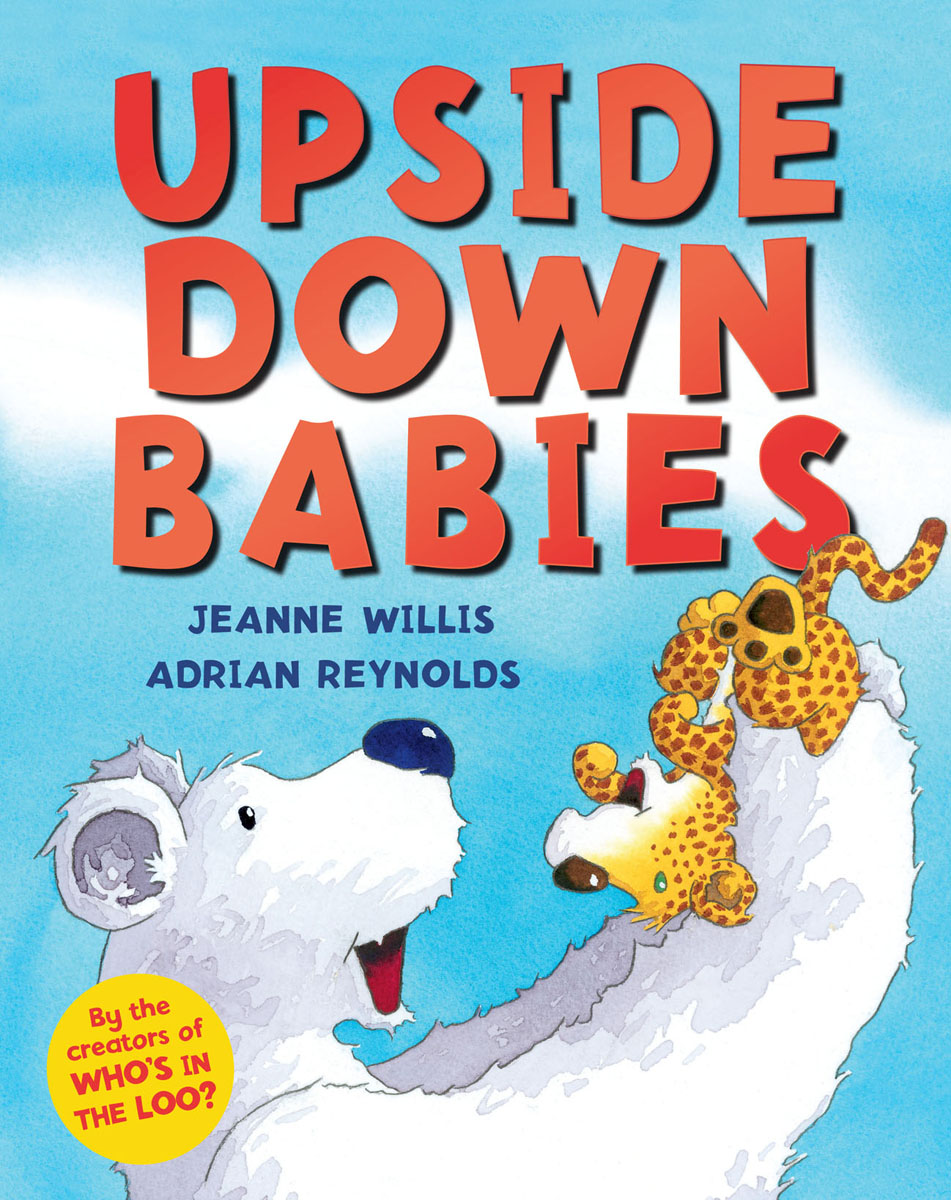 Upside Down Babies the earth and sky of jacques dorme