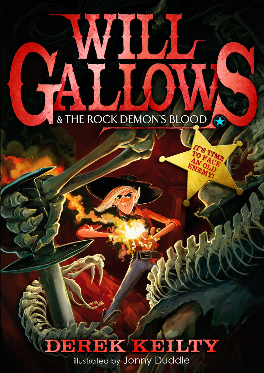 Will Gallows and the Rock Demon's Blood the sky is falling – understanding
