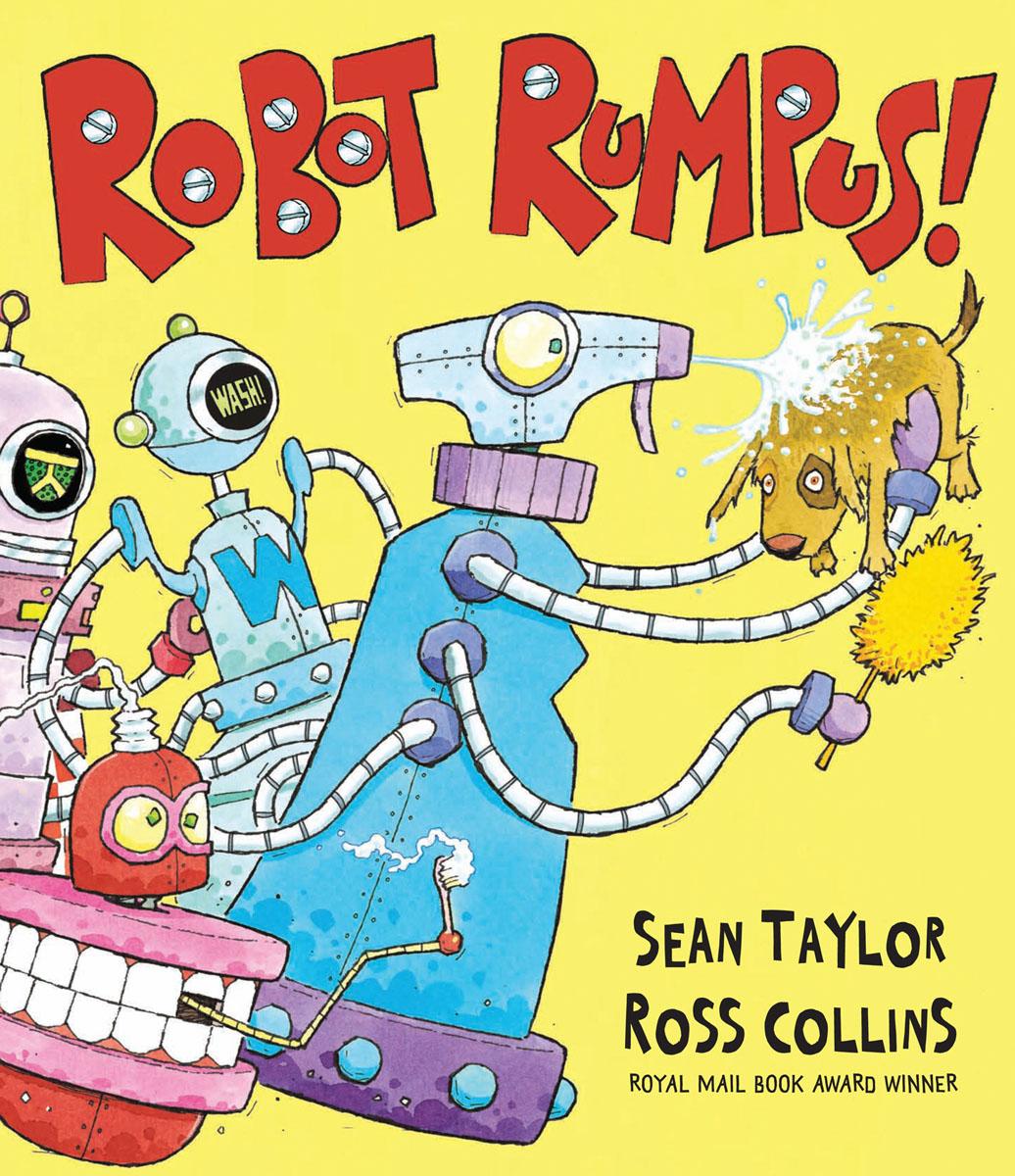 Купить Robot Rumpus,