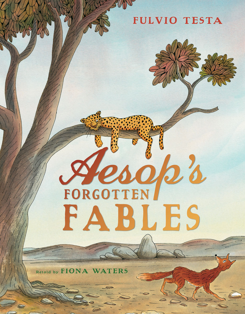 Aesop's Forgotten Fables fables book 6