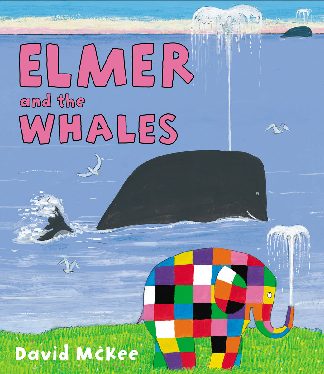 Elmer and the Whales verne j journey to the centre of the earth