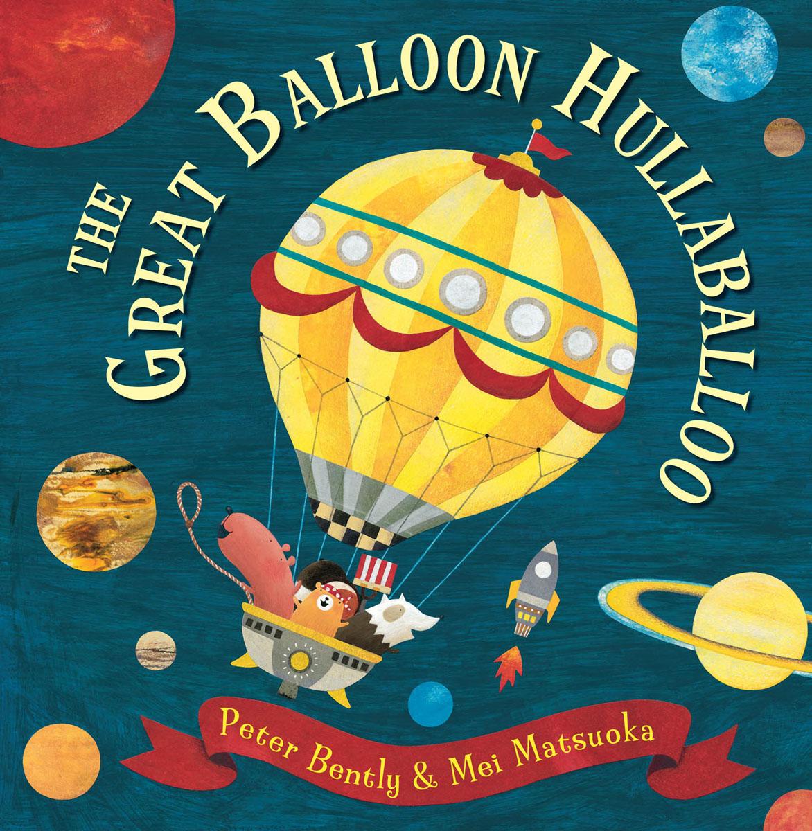 The Great Balloon Hullaballoo driven to distraction