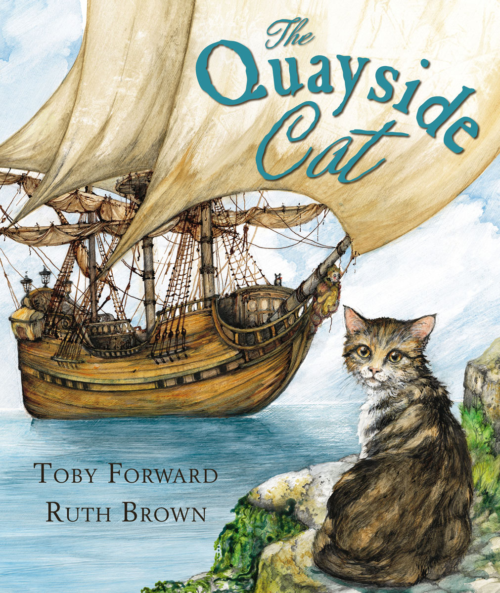 The Quayside Cat the raging sea – great sea tales