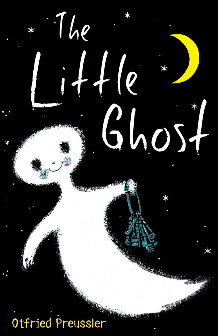 The Little Ghost a stroke of midnight