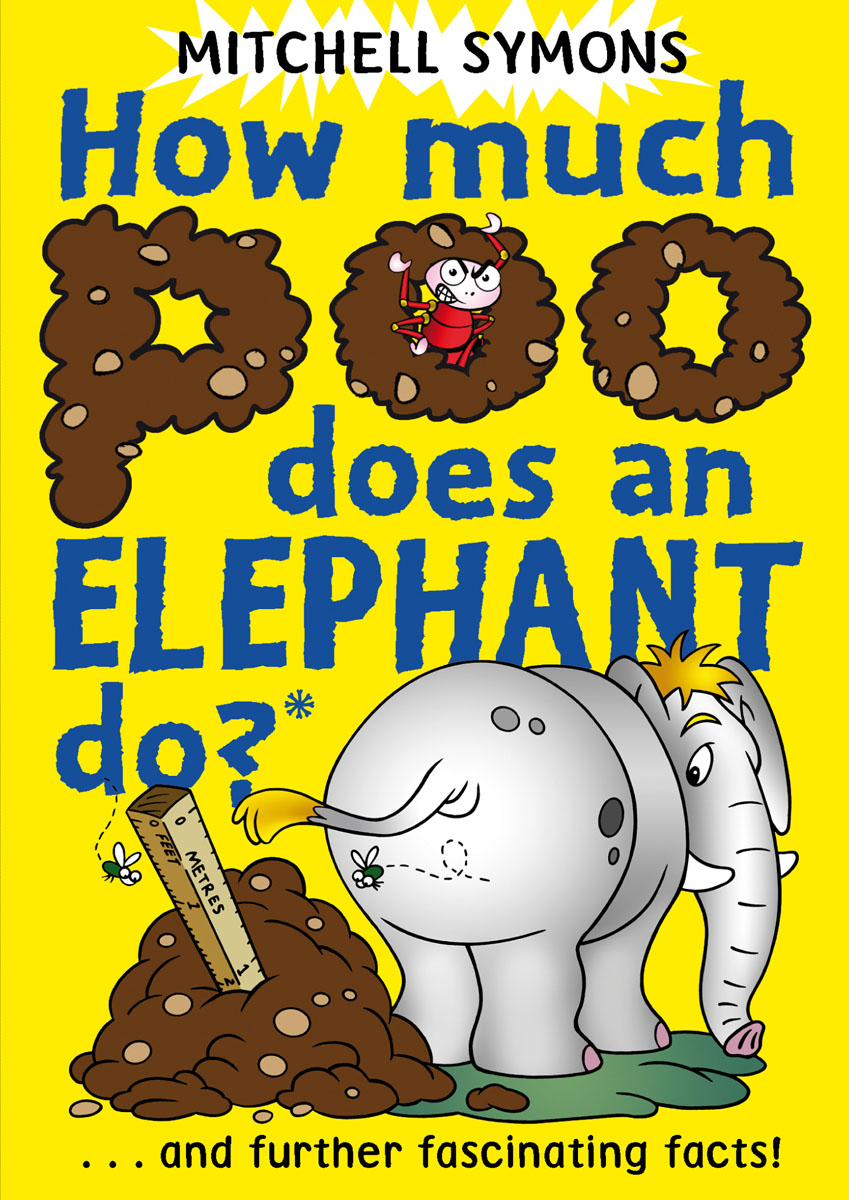 How Much Poo Does an Elephant Do? футболка toy machine poo poo head face brown