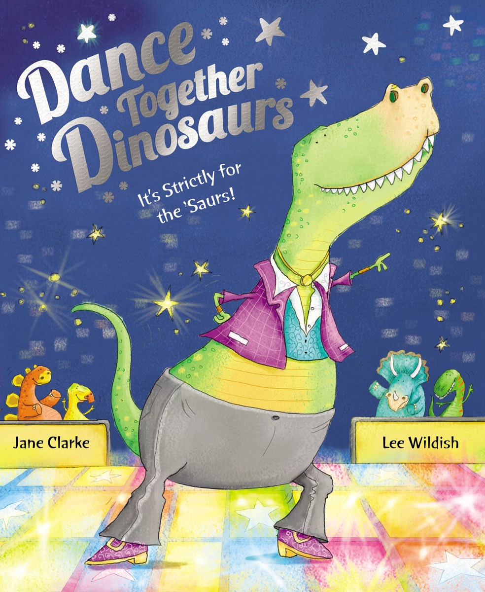 Dance Together Dinosaurs dance is for everyone