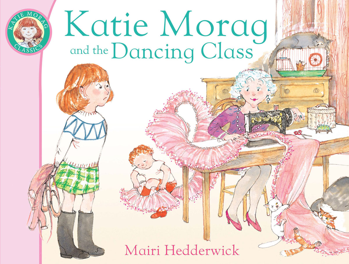 Katie Morag and the Dancing Class the dancing class