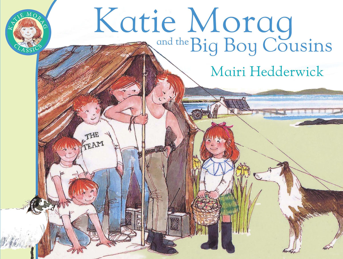 Katie Morag And The Big Boy Cousins our distant cousins