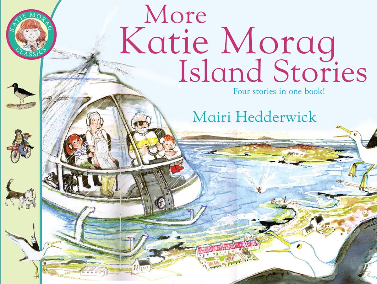 More Katie Morag Island Stories cheer