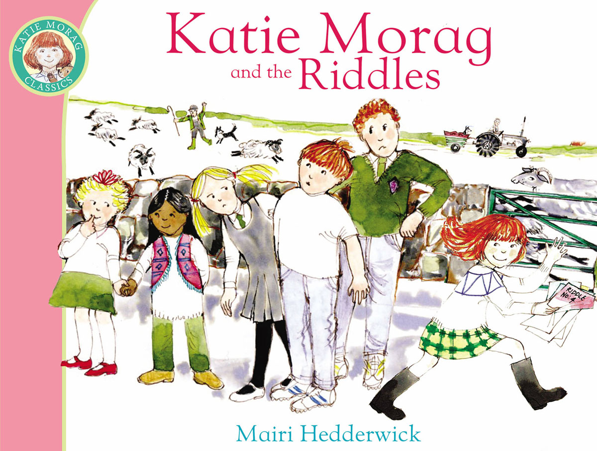 Katie Morag And The Riddles the trouble with paradise