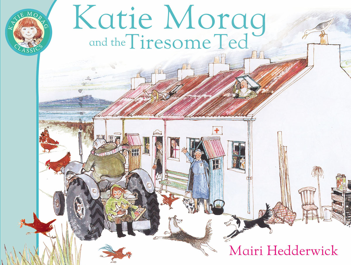 Katie Morag And The Tiresome Ted what she left