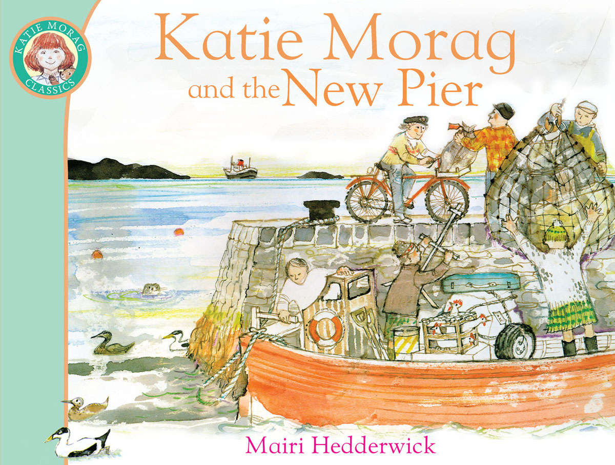 Katie Morag and the New Pier aleph