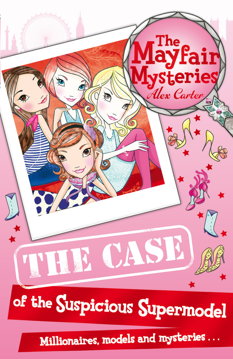 The Mayfair Mysteries: The Case of the Suspicious Supermodel lizzie mcguire mysteries case of the missing she geek book 3 junior novel lizzie mcguire mysteries