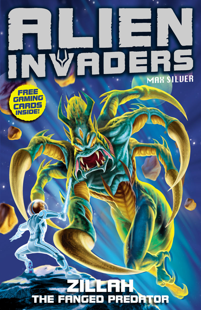 Alien Invaders 3: Zillah - The Fanged Predator verne j journey to the centre of the earth