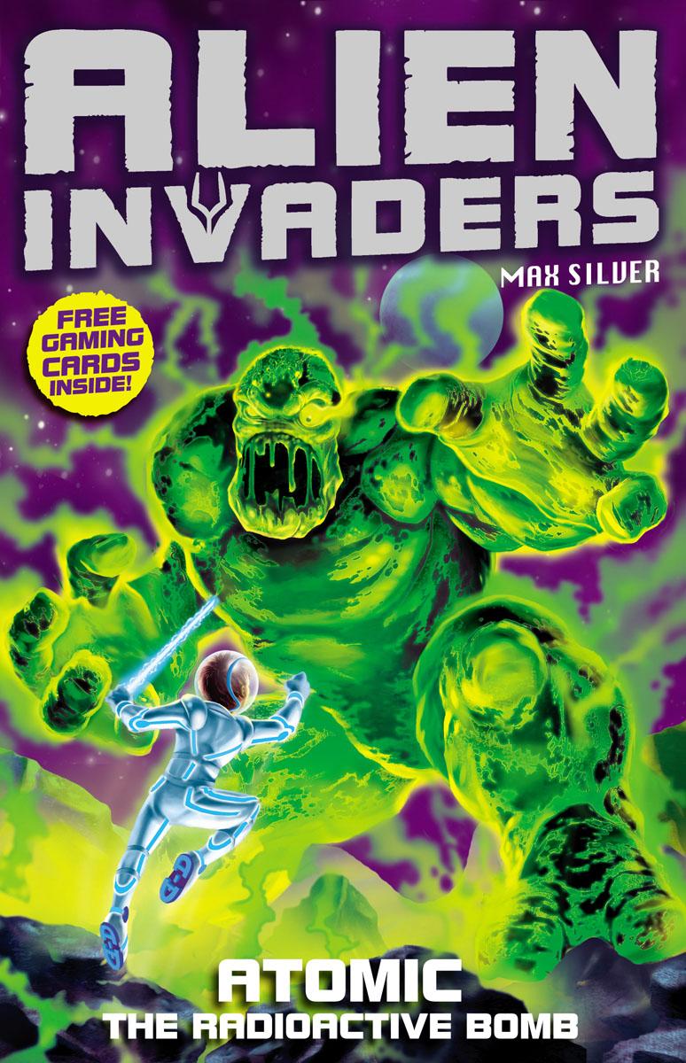 Alien Invaders 5: Atomic - The Radioactive Bomb