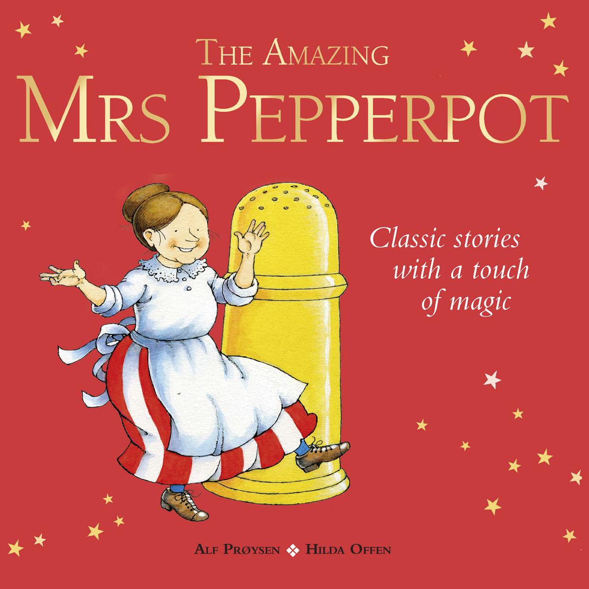 Купить The Amazing Mrs Pepperpot,