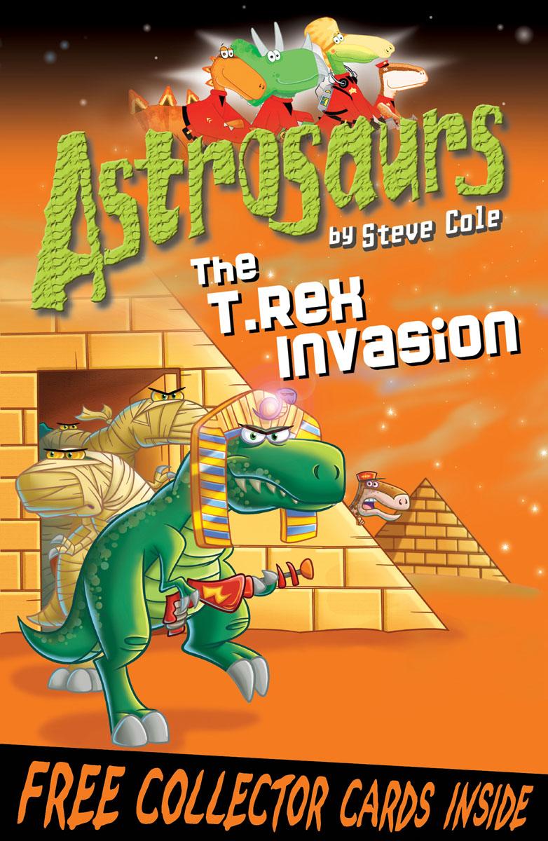 Купить Astrosaurs 21: The T Rex Invasion