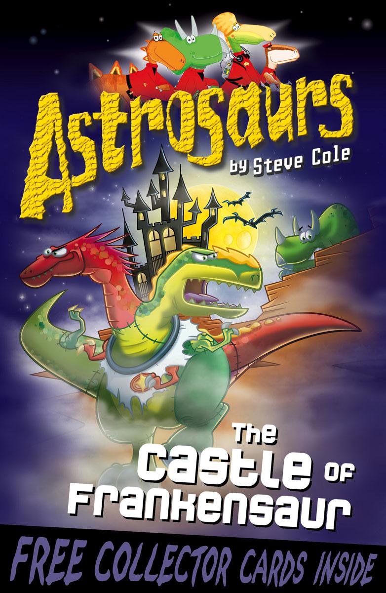 Astrosaurs 22: The Castle of Frankensaur monsters of folk monsters of folk monsters of folk