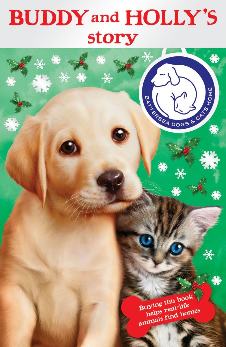 Battersea Dogs & Cats Home: Buddy and Holly's Story