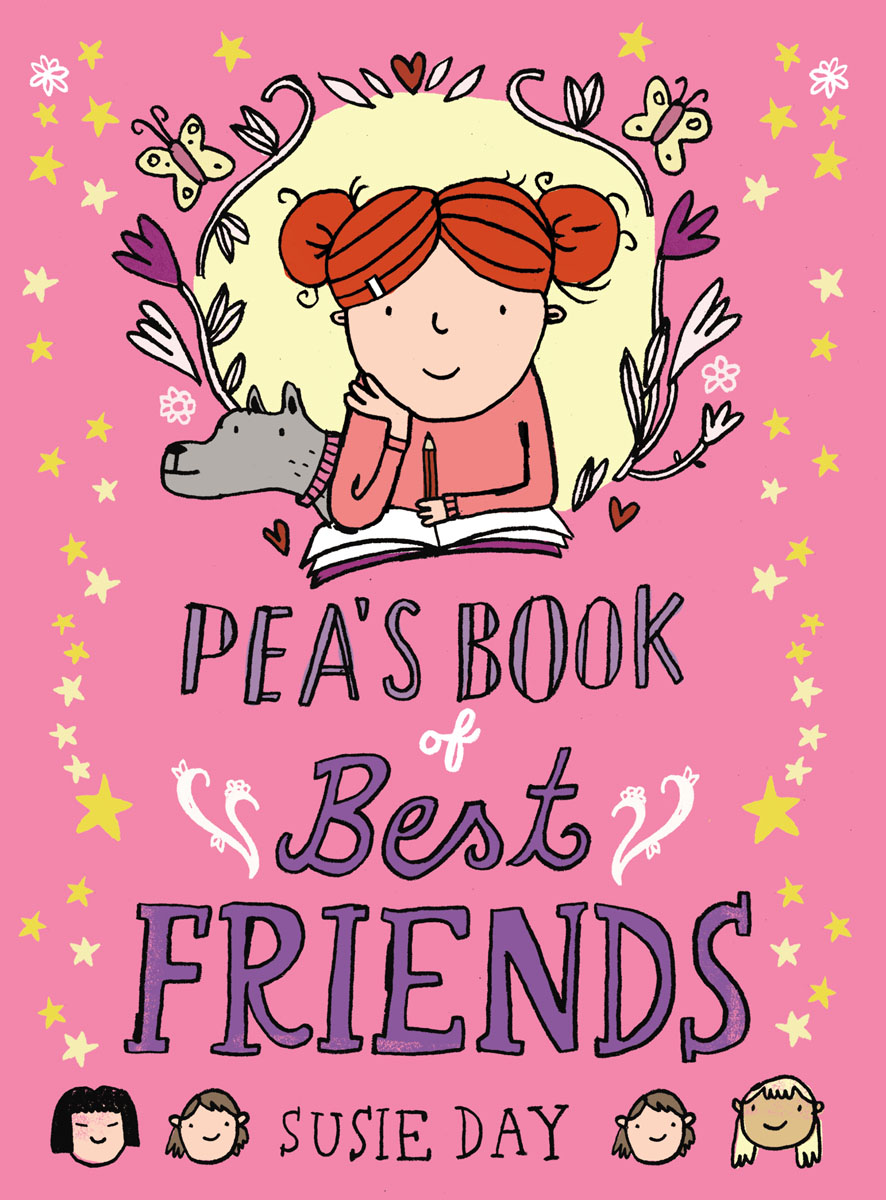 Купить Pea's Book of Best Friends,