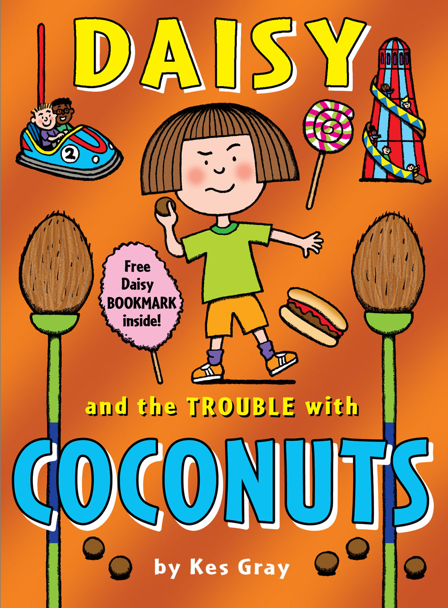 Daisy and the Trouble with Coconuts trouble makes a comeback