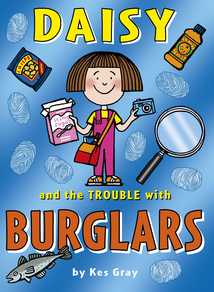 Daisy and the Trouble with Burglars daisy and the trouble with christmas