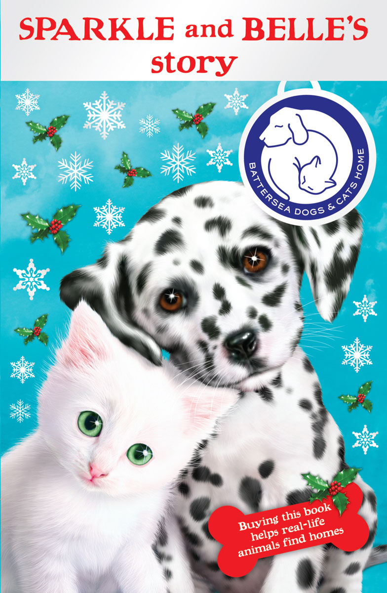 Battersea Dogs & Cats Home: Sparkle and Belle's Story cheer