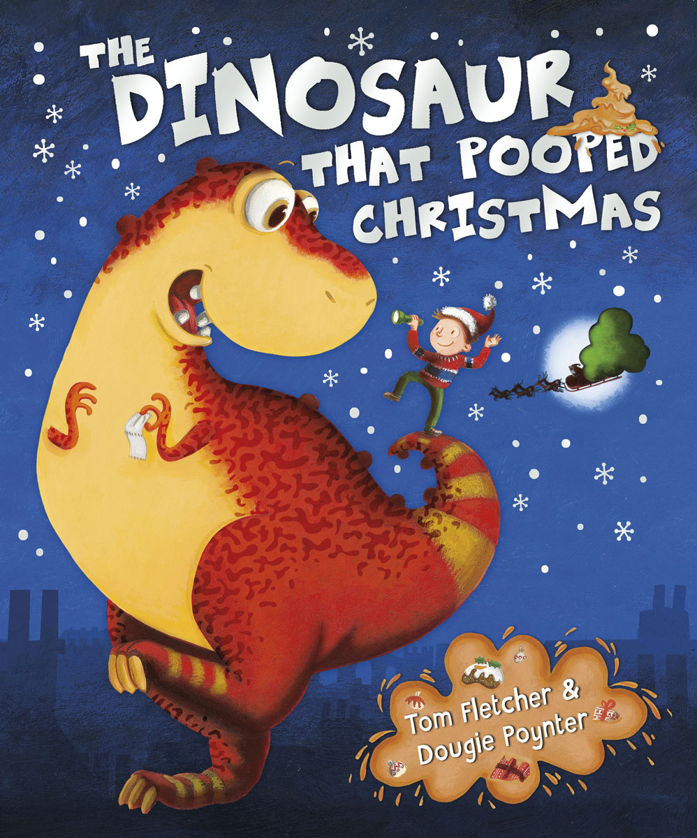 The Dinosaur That Pooped Christmas all we shall know