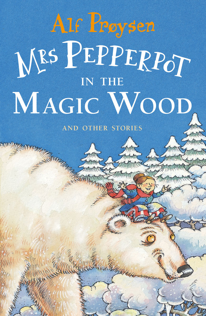Mrs Pepperpot in the Magic Wood the house of mrs pal