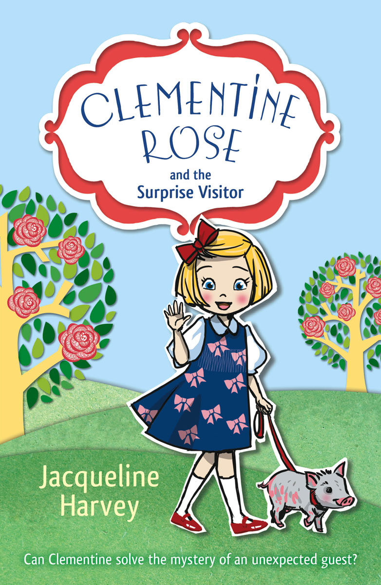 Clementine Rose and the Surprise Visitor clarissa or the history of a young lady