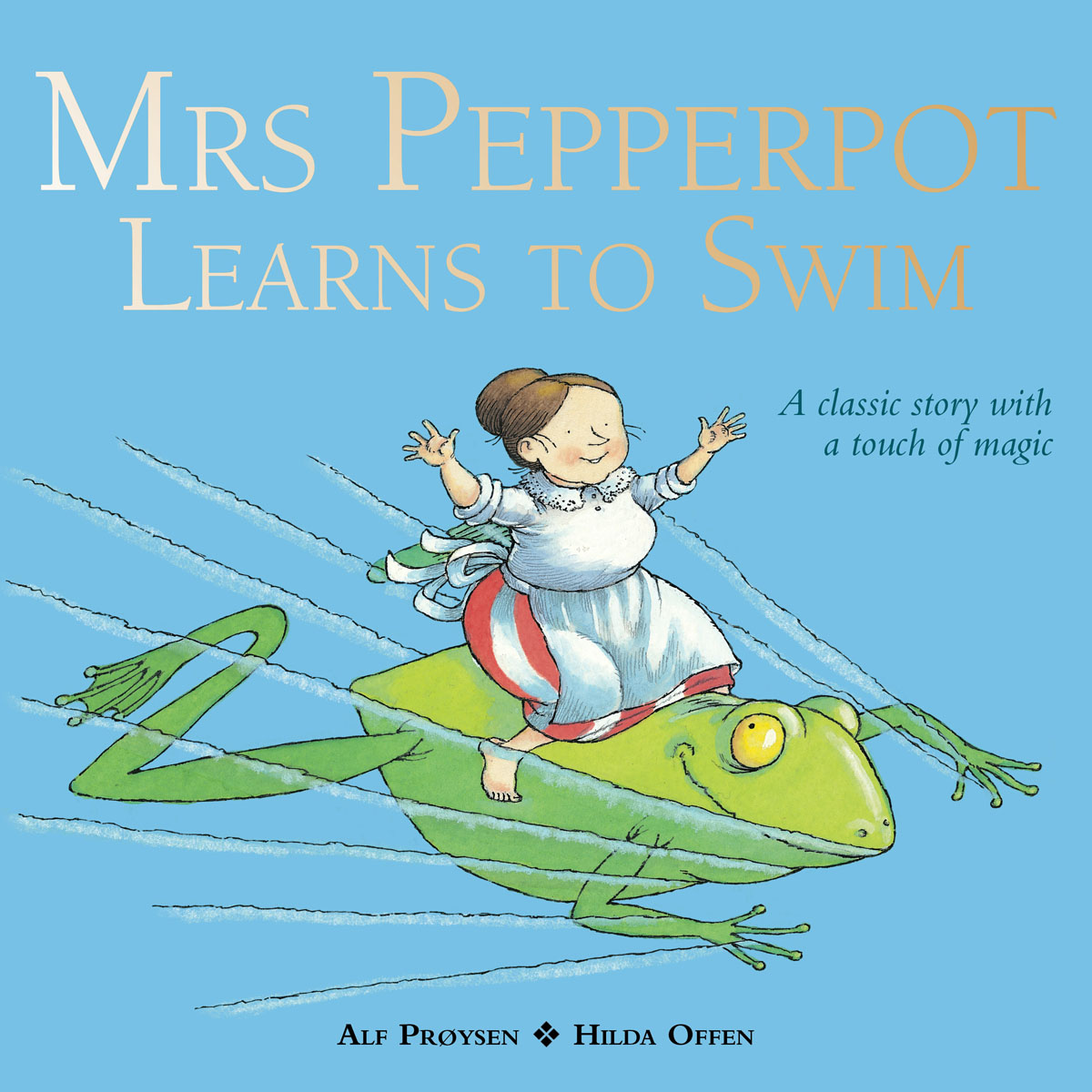 Mrs Pepperpot Learns to Swim the trouble with paradise