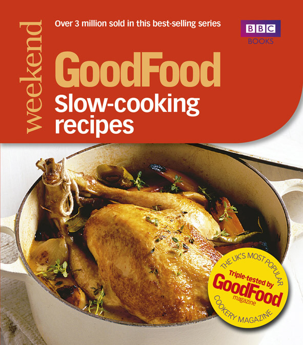 Good Food: Slow-cooking Recipes cooking well prostate health