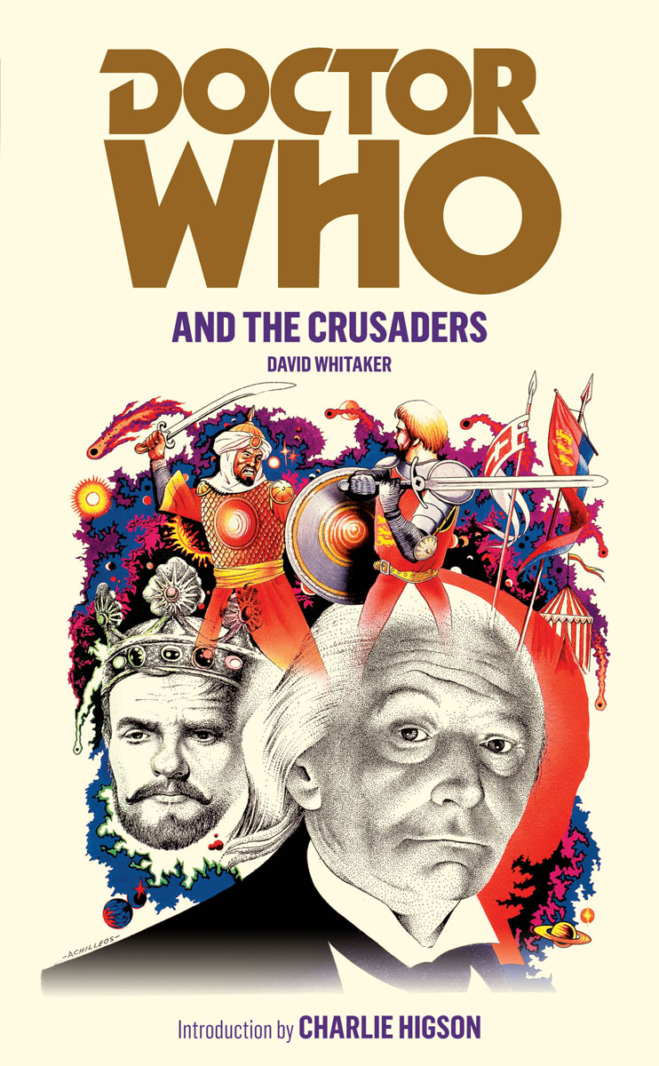 Doctor Who and the Crusaders футболка рингер printio доктор кто doctor who