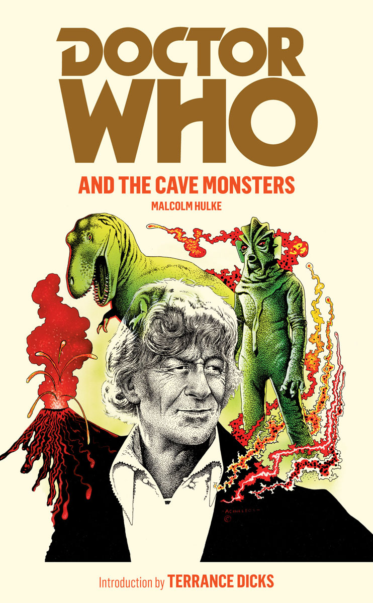 Doctor Who and the Cave Monsters doctor who the doctor 039s lives and times
